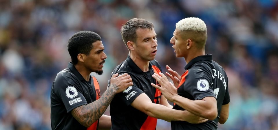 Everton set to have Seamus Coleman fit to face Burnley