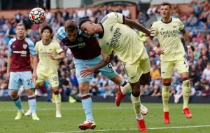 Forget Odegaard: Arsenal's Gabriel was superb vs Burnley in the Premier League