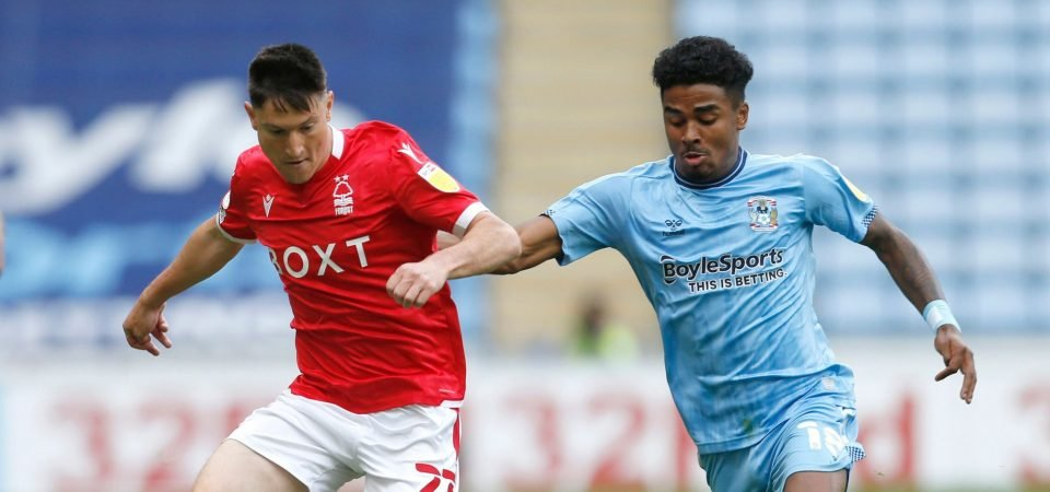 Nottingham Forest handed Joe Lolley injury boost