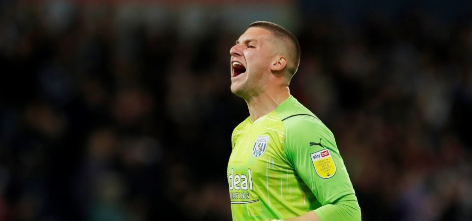 West Brom: Sam Johnstone contract update emerges