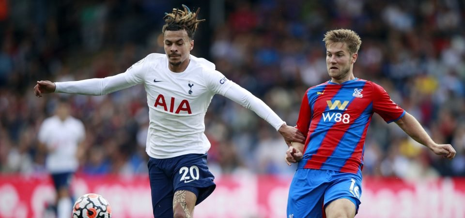 Forget Tanganga: Dele Alli badly let Spurs down in Palace defeat