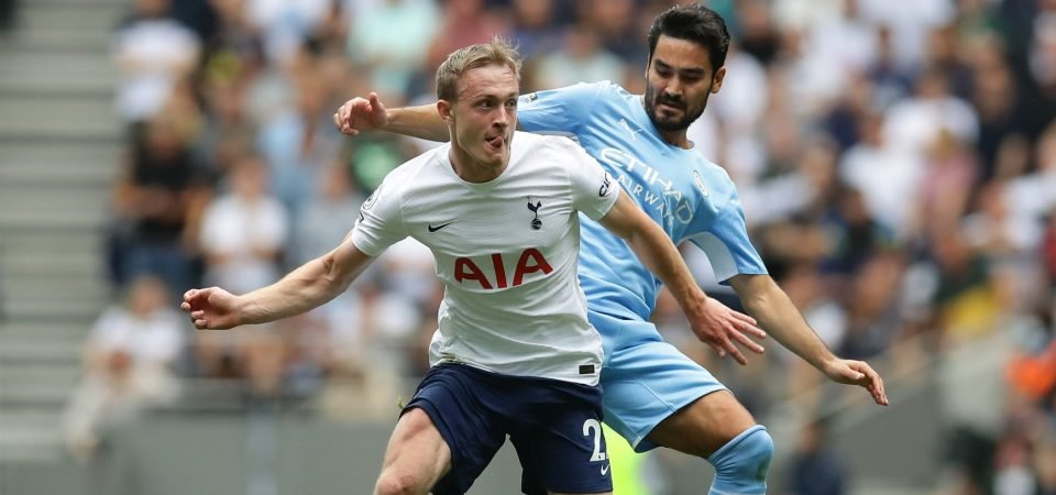 Oliver Skipp in line for new Spurs contract
