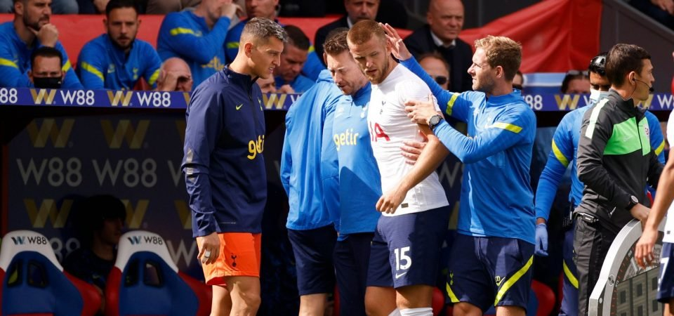 Spurs injury news: Eric Dier a doubt for Chelsea clash