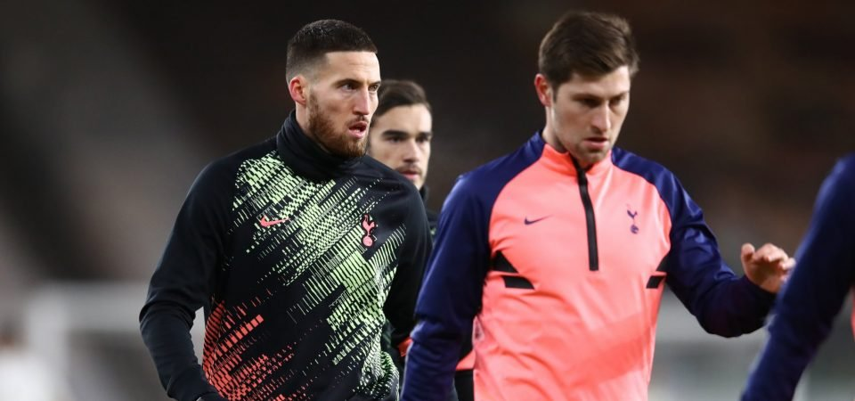 Matt Doherty's days at Spurs are surely numbered