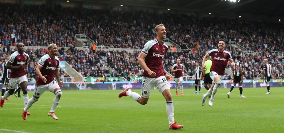West Ham to offer Tomas Soucek new contract