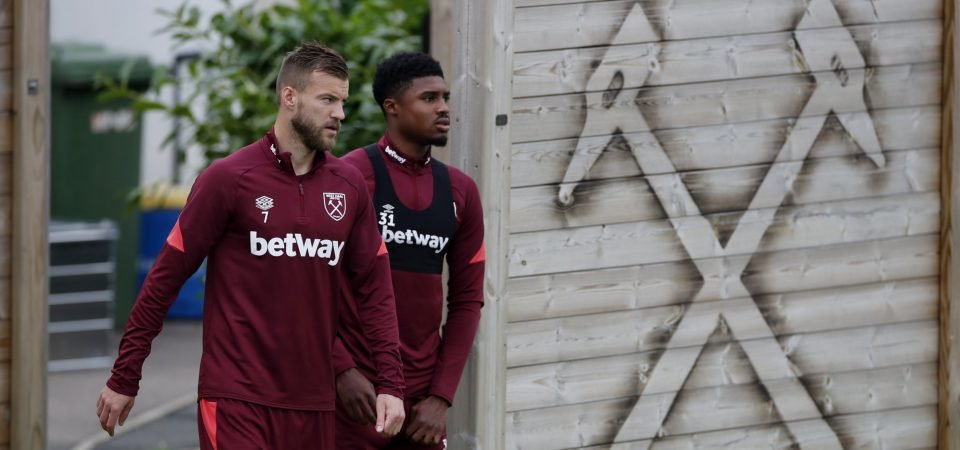 David Moyes must axe shocking 6 ft 2 disaster, he should never play for West Ham again