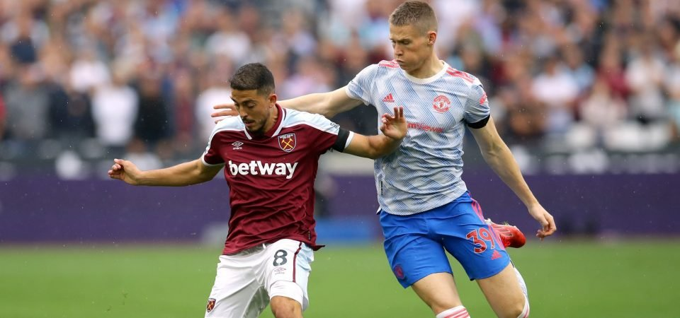 Forget Noble: Pablo Fornals let West Ham down in Man Utd defeat