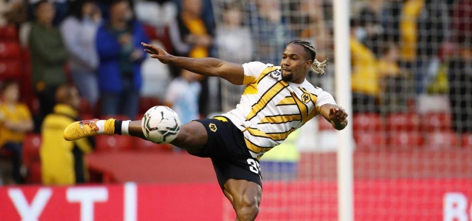 Wolves to receive big boost if Adama Traore pens new terms