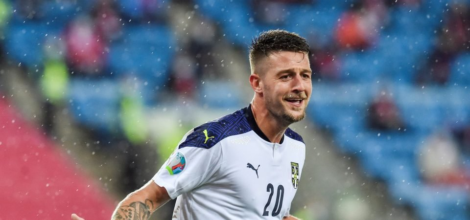 Wolves must revisit a move for Sergej Milinkovic-Savic in January