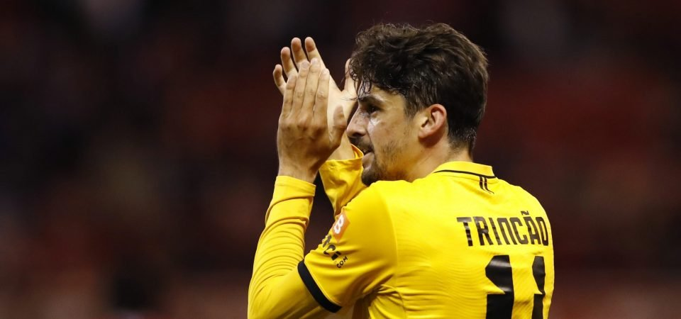 Wolves: Bruno Lage must axe Trincao this weekend