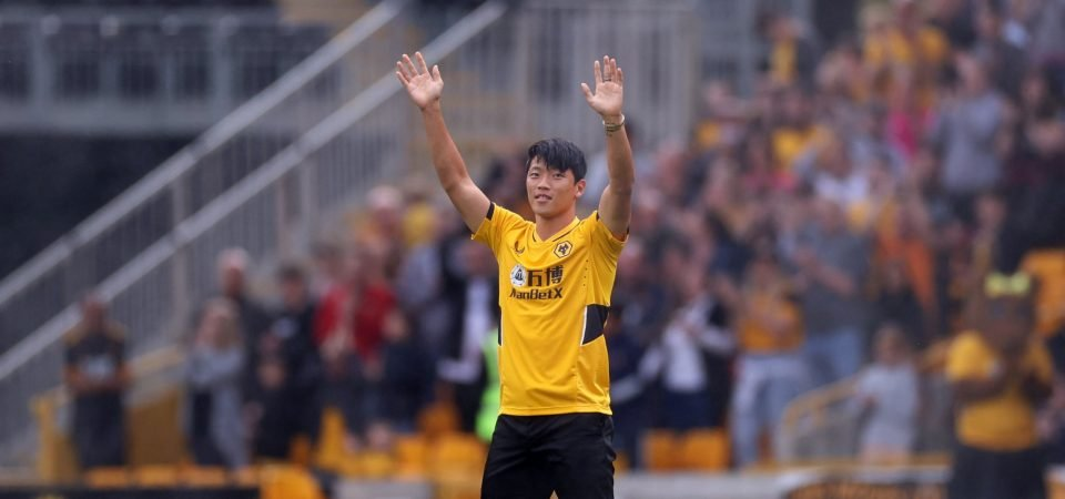 Wolves: Hwang Hee-chan shines for South Korea