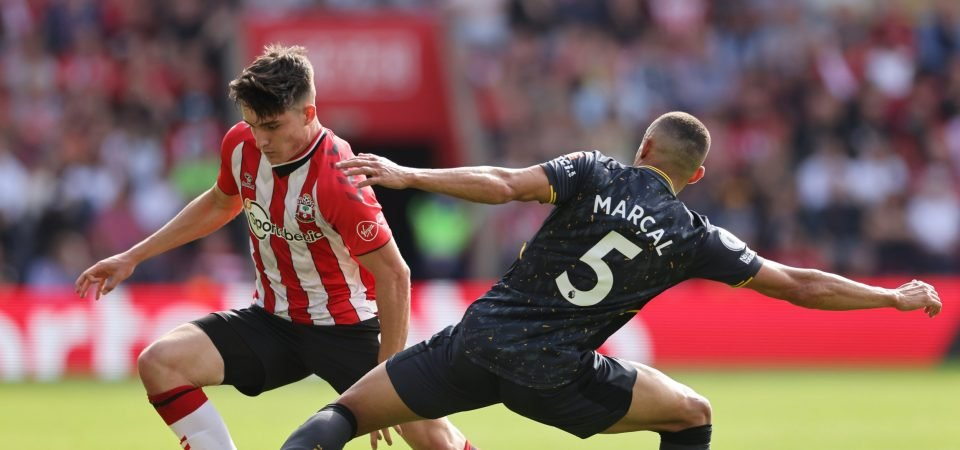 Wolves: Marcal lets Bruno Lage down at St Mary's