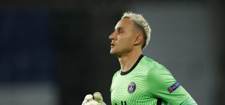 Newcastle lining up swoop for Keylor Navas