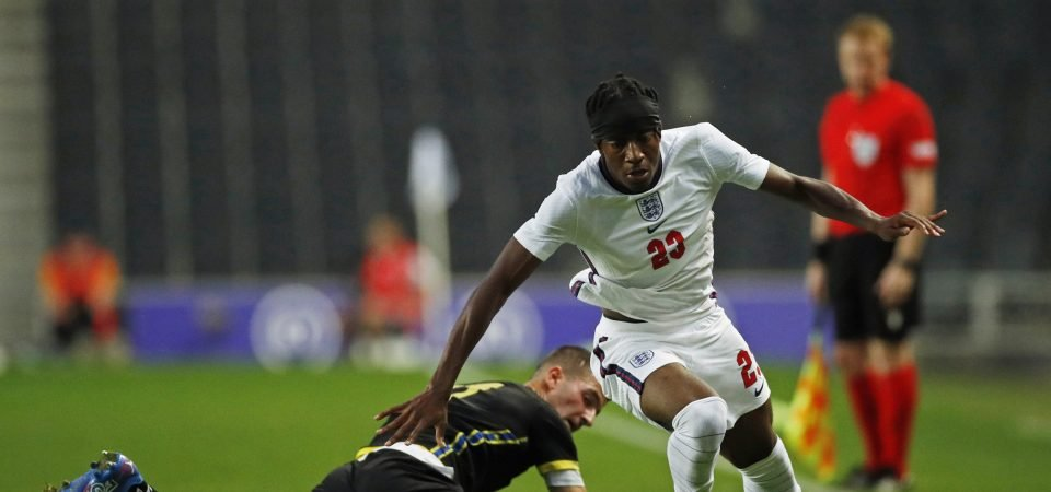 Crystal Palace must revive interest in Noni Madueke