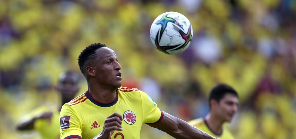 Everton: Yerry Mina was superb for Colombia against Brazil