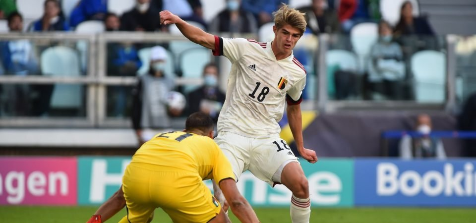 West Ham can strike gold with Charles De Ketelaere