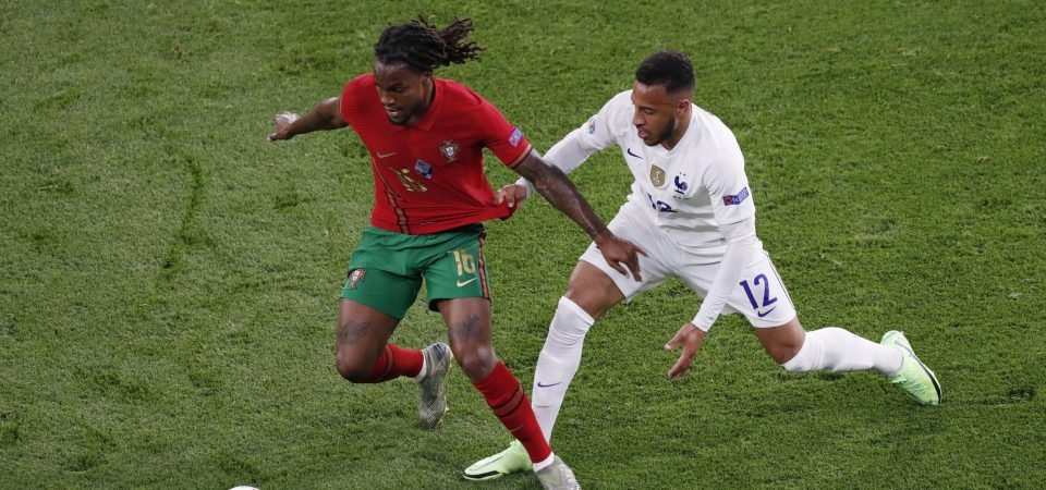 Wolves handed boost in Renato Sanches pursuit
