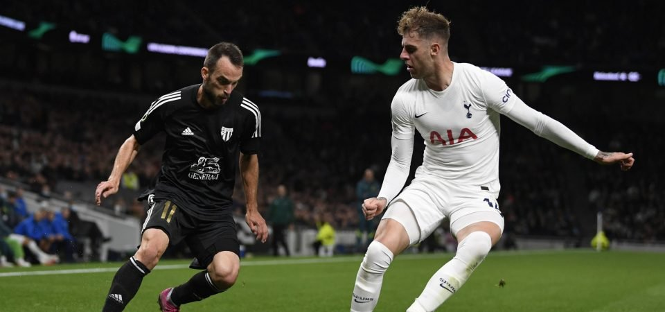 Nuno Santo must now start this Spurs colossus over Eric Dier