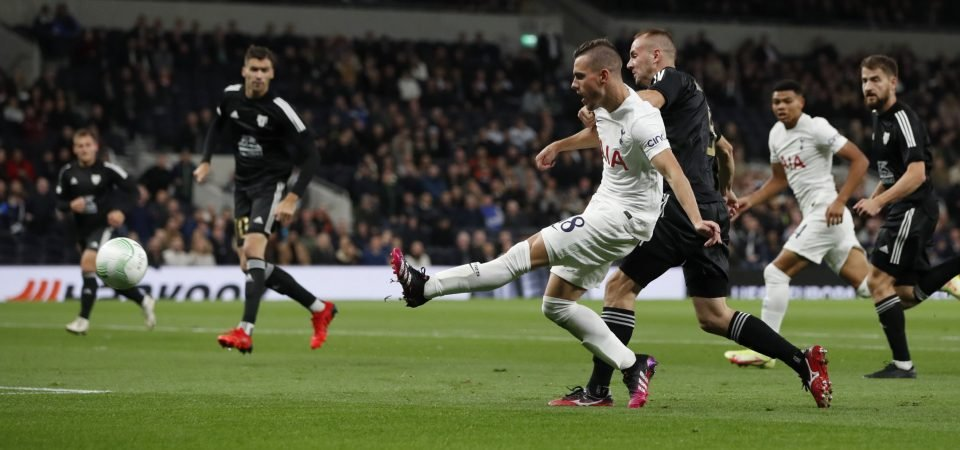 Giovani Lo Celso shines in Spurs' win over NS Mura