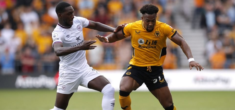 Wolves: Bruno Lage drops Adama Traore contract update