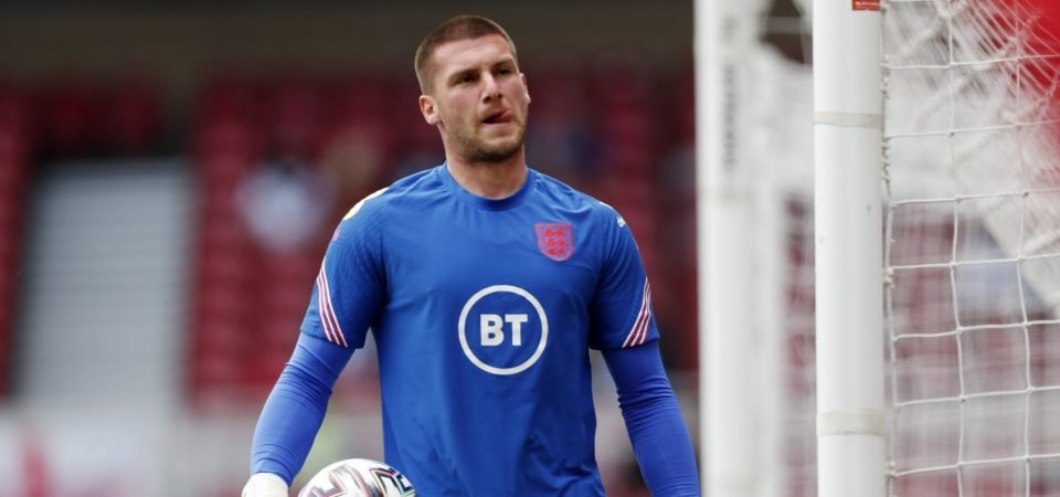 Southampton weighing up January swoop for Sam Johnstone