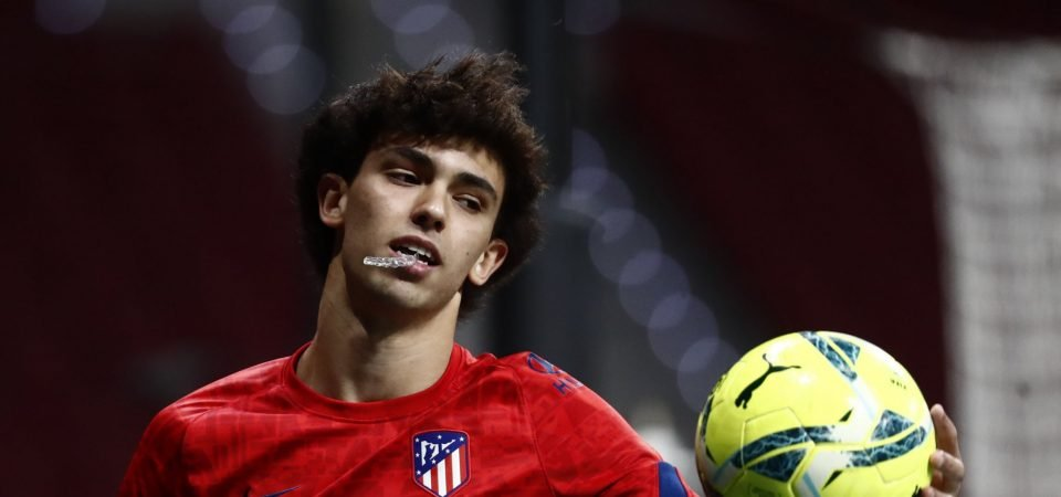 Liverpool linked with transfer move for Joao Felix