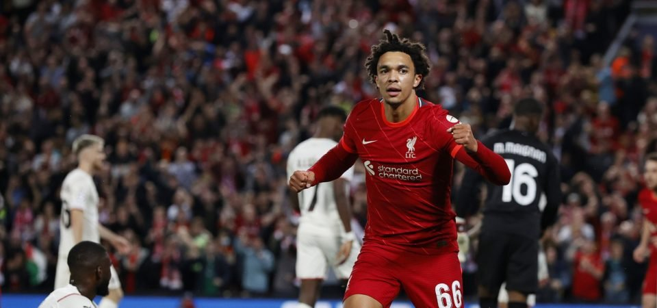 Liverpool: Trent Alexander-Arnold linked with Real Madrid transfer move